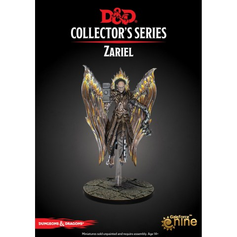 D&D Collector's Series: Descent Into Avernus - Zariel
