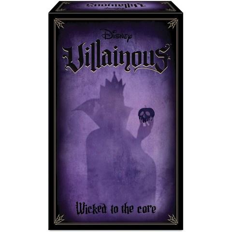 Disney Villainous: Wicked to the Core (2019) - настолна игра и разширение за Disney Villainous
