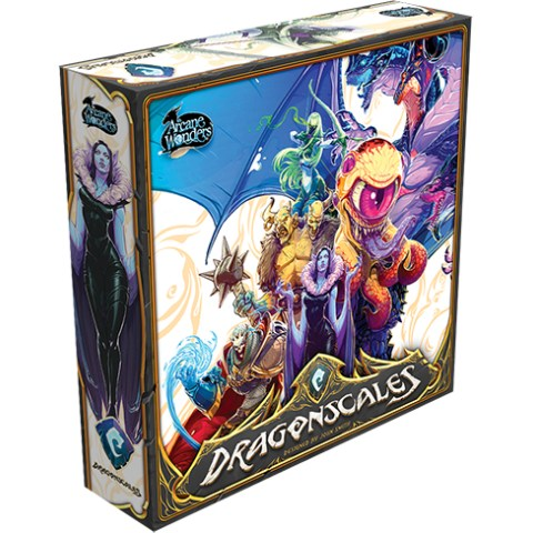 Dragonscales (2019) Board Game