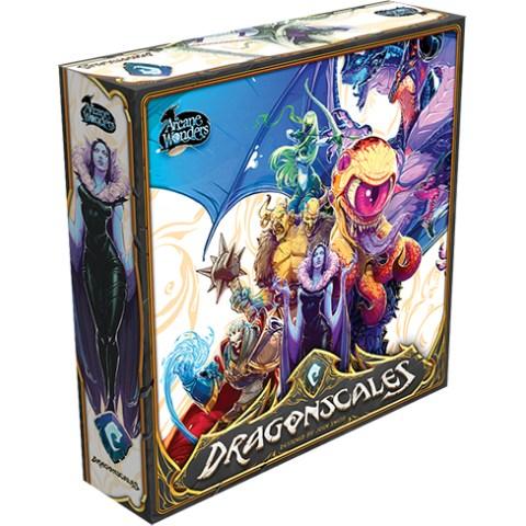 Dragonscales (2019) - настолна игра