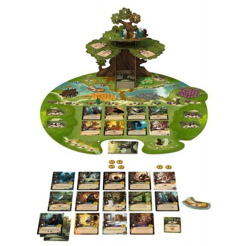 Everdell (2020 Reprint) - настолна игра