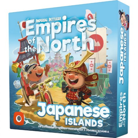 Imperial Settlers: Empires of the North – Japanese Islands Expansion (2019) - разширение за настолна игра