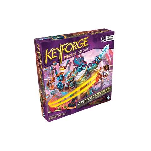 KeyForge: Worlds Collide Two-Player Starter Set (2019) - настолна игра