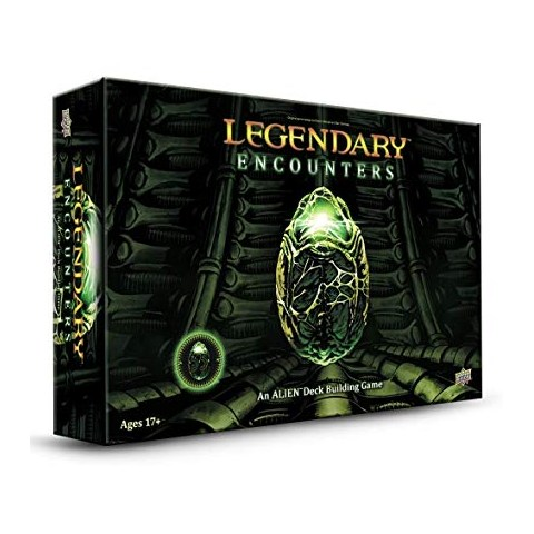 Legendary Encounters: An Alien Deck Building Game (2014) Board Game