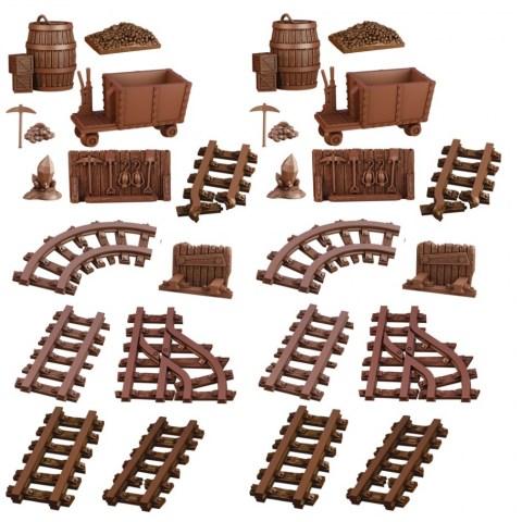Mantic Games: Terrain Crate - Abandoned Mine