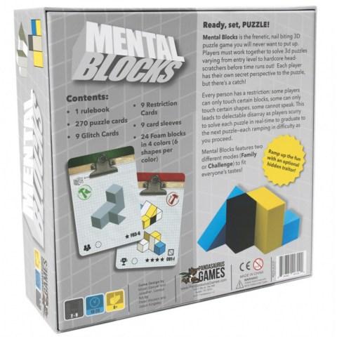 Mental Blocks (2019) Board Game