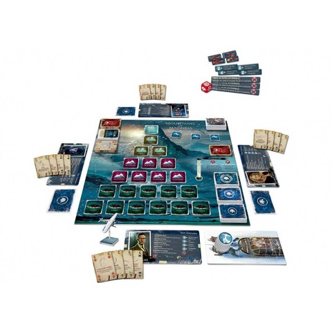 Mountains of Madness (2017) Board Game