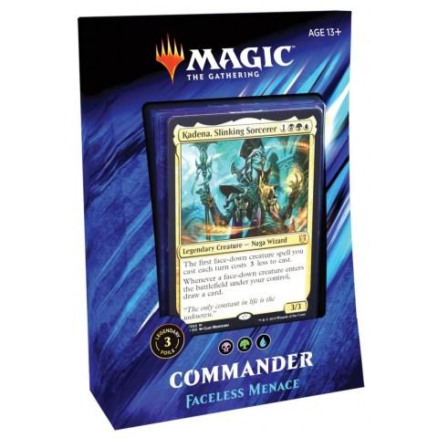 MTG: Commander 2019 - Faceless Menace Board Game
