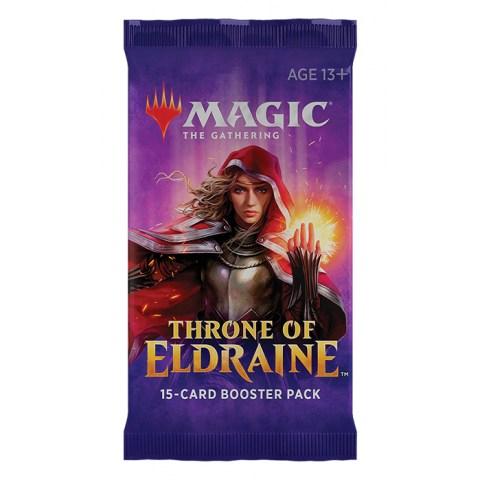 MTG: Throne of Eldraine Booster (1)