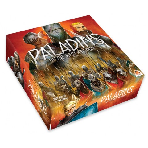 Paladins of the West Kingdom (Retail edition, 2019) Board Game