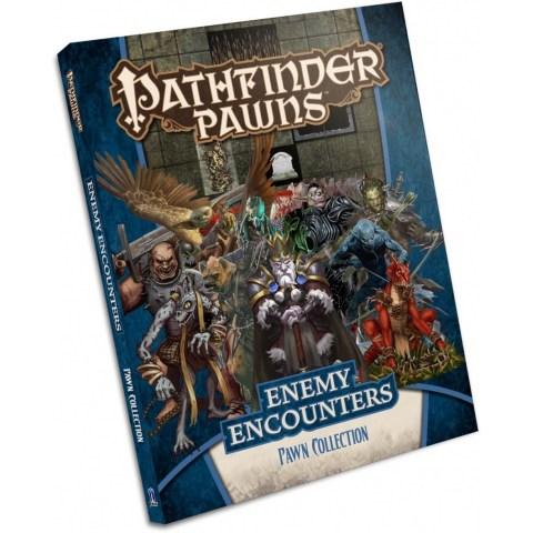 Pathfinder Pawns: Enemy Encounters Pawn Collection в D&D и други RPG / Pathfinder / D&D Pawns