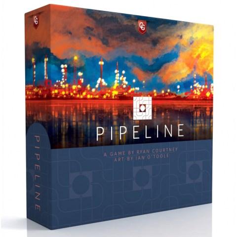 Pipeline (2019) - настолна игра