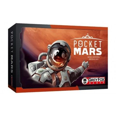 Pocket Mars (2017) - мини настолна игра