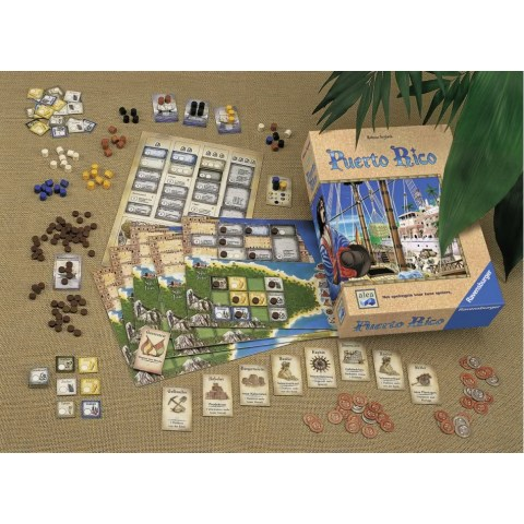 Puerto Rico (2002) - настолна игра