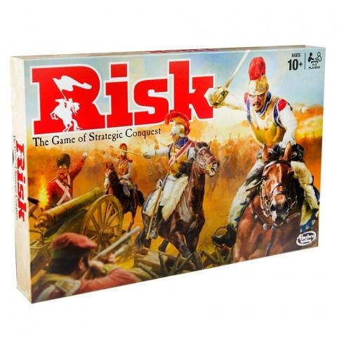 Risk Refresh (обновено издание от 2016) - класическа настолна стратегическа игра