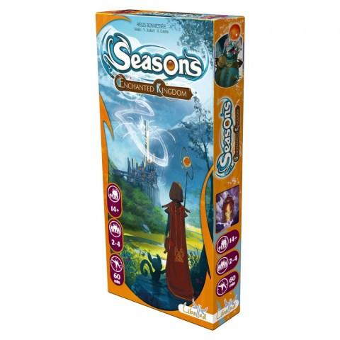 Seasons: Enchanted Kingdom Expansion (2013) - разширение за настолна игра