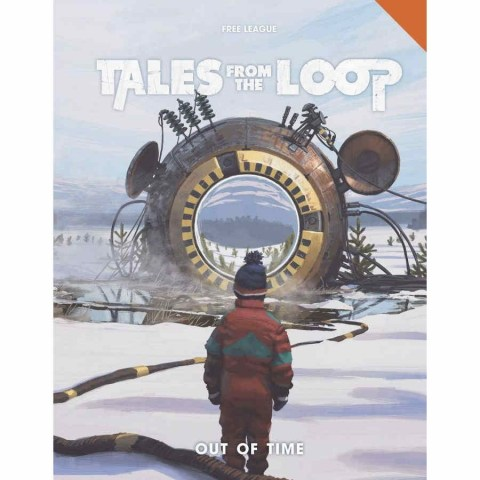 Tales from the Loop RPG: Out of Time Supplement