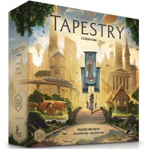 Tapestry (2019) - настолна игра