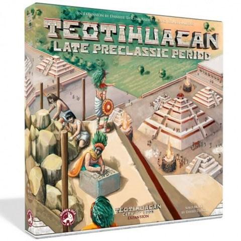 Teotihuacan: Late Preclassic Period Expansion (2019) - разширение за настолна игра