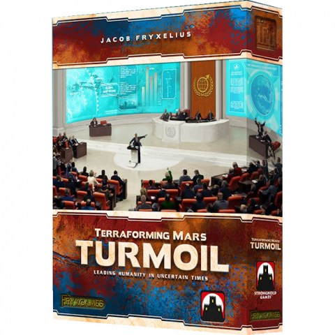 Terraforming Mars: Turmoil Expansion (Retail edition, 2019) Board Game