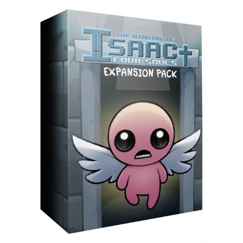 The Binding of Isaac: Four Souls Expansion Pack (2018) - разширение за настолна игра
