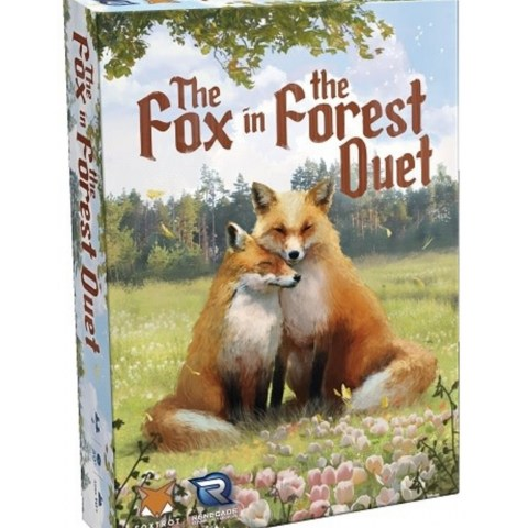 The Fox in the Forest Duet (2020) - настолна игра