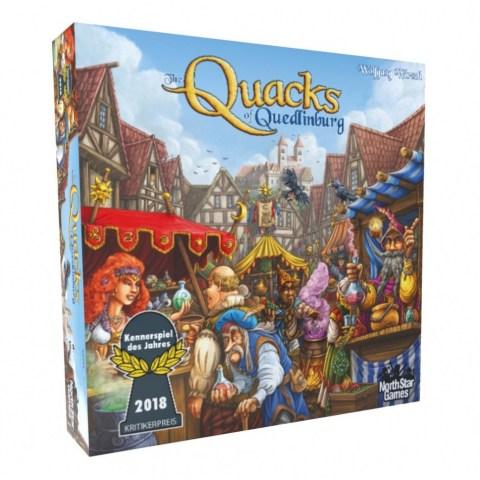 The Quacks of Quedlinburg (2018) - настолна игра