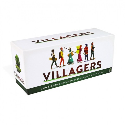 Villagers (2019) Board Game
