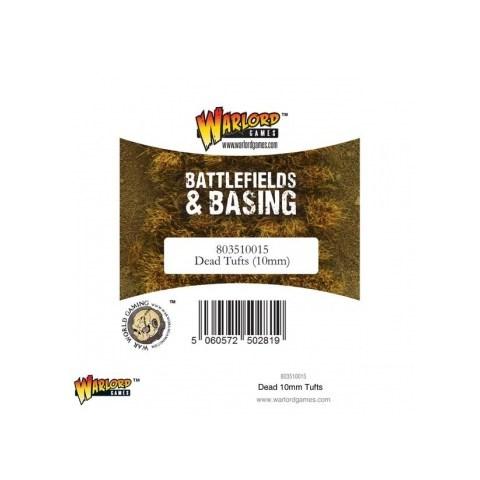 Warlord Games:  Battlefields & Basing - Dead Tufts (10mm)