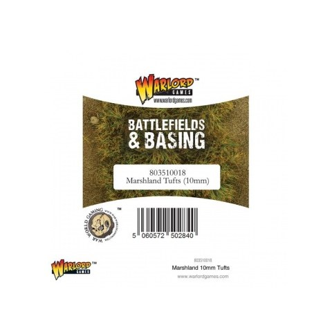 Warlord Games:  Battlefields & Basing - Marshlands Tufts (10mm)