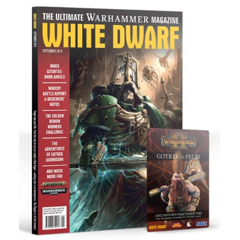 White Dwarf September 2019