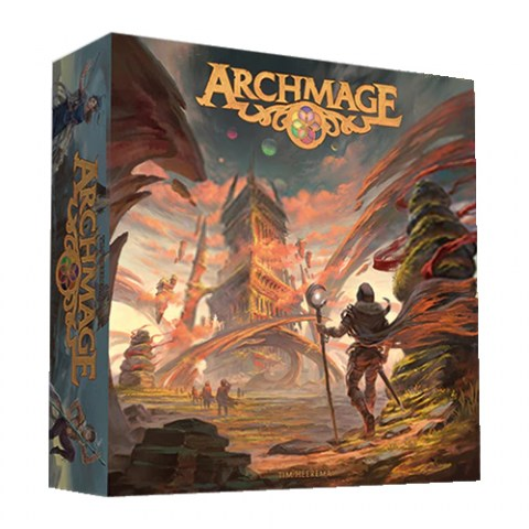 Archmage (2018) - настолна игра