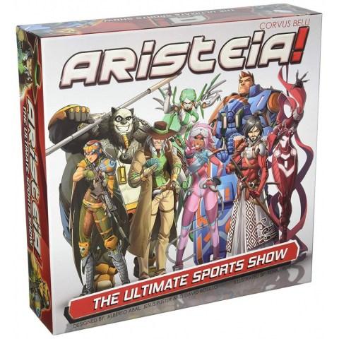 Aristeia! (2017) - настолна игра