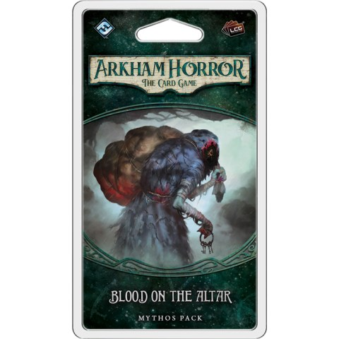 Arkham Horror: The Card Game - The Dunwich Legacy Cycle 3 -  Blood on the Altar Mythos Pack