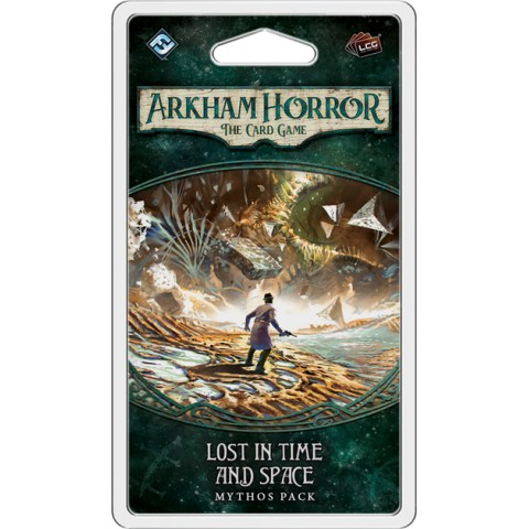 Arkham Horror: The Card Game - The Dunwich Legacy Cycle 6 - Lost in Time and Space Mythos Pack