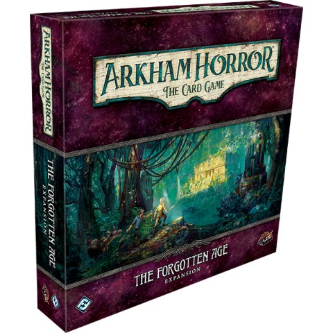Arkham Horror: The Card Game -  The Forgotten Age Deluxe Expansion (2018) - разширение за настолна игра