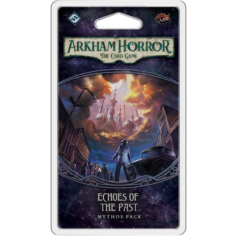 Arkham Horror: The Card Game - The Path to Carcosa Cycle 1 - Echoes of the Past Mythos Pack Board Game