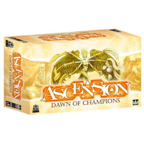 Ascension: Dawn of Champions Deck Building Game