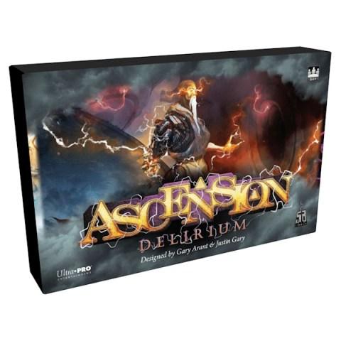 Ascension: Delirium (2018) Board Game