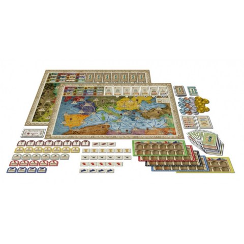 Concordia (Third Edition, 2017) - настолна игра