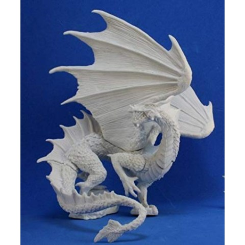 Dark Heaven: Bones Blightfang, Dragon