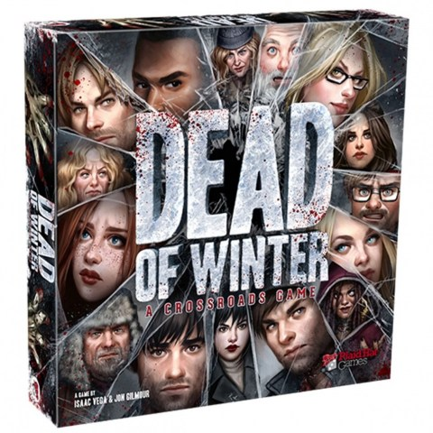 Dead of Winter: A Crossroads Game Board Game