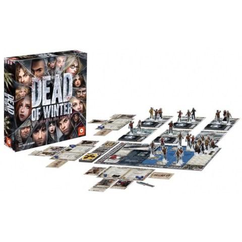 Dead of Winter: A Crossroads Game (2014) - настолна игра
