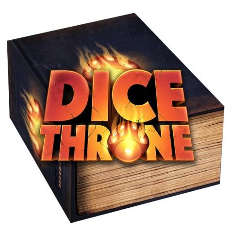 Dice Throne: Season Two – Battle Chest Champion Edition + 2018 Promo Set 1 (All Season 2 Sets, 2018) - настолна игра
