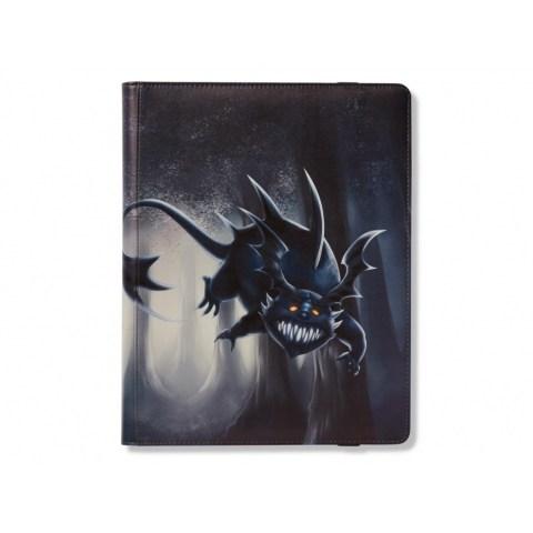Dragon Shield Wanderer Black Card Codex Portfolio - папка за карти в Аксесоари