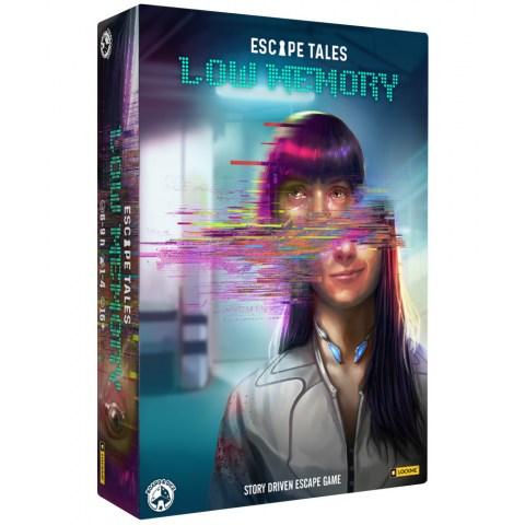 Escape Tales: Low Memory (2019) - настолна игра
