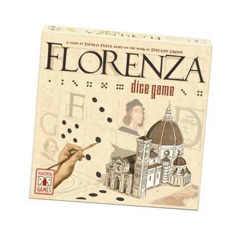 Florenza Dice Game (2019) - настолна игра