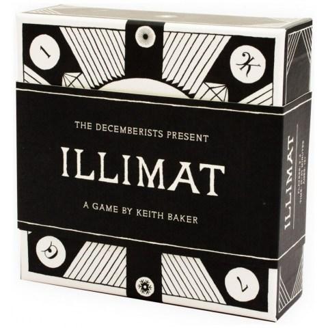 Illimat (2017) - настолна игра