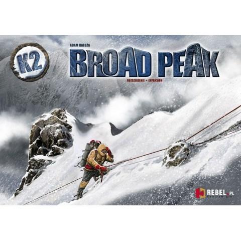 K2: Broad Peak Expansion (2011)  - разширение за настолна игра
