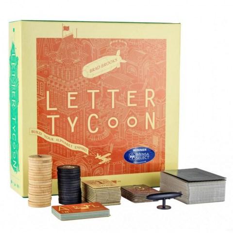 Letter Tycoon (2015) - настолна игра